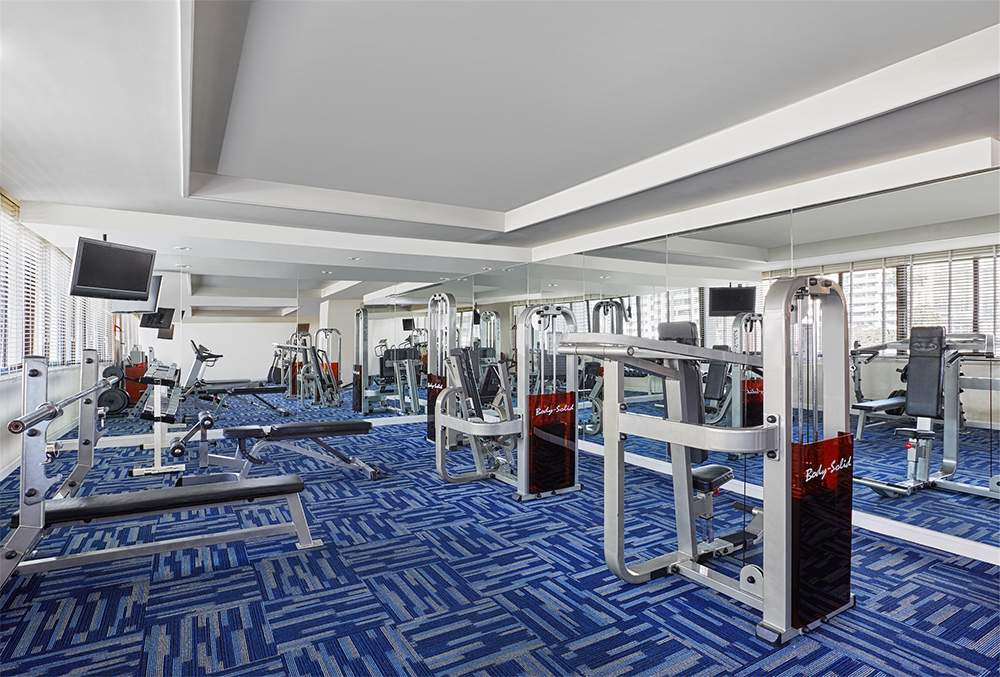 Fitness - Centre Point Sukhumwit 10
