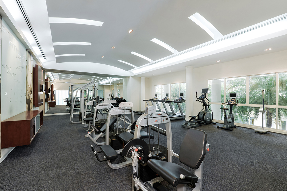 Fitness - Centre Point Thonglo
