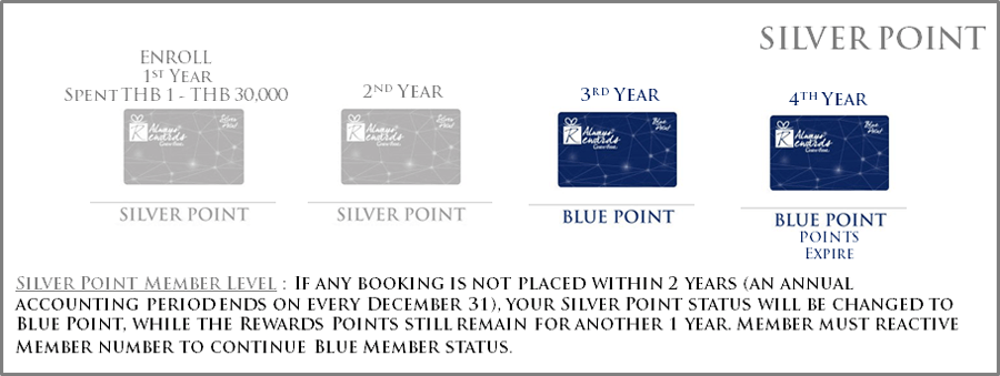 Silver Card Level